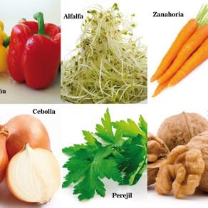 Podemos mejorar nuestro pelo y uñas a través de una buena alimentación.