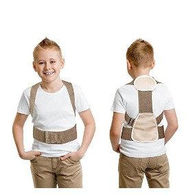 Corrector postural pediátrico