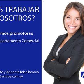 ¿Querés trabajar con nosotros?