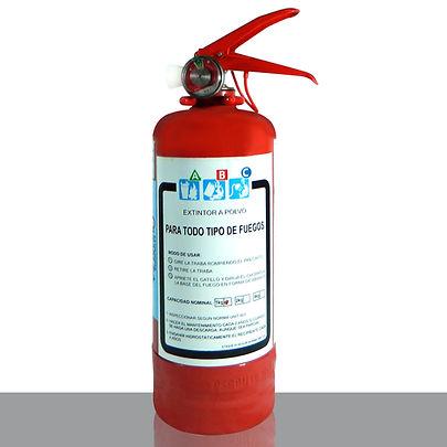 Extintor Baraki 1 kg