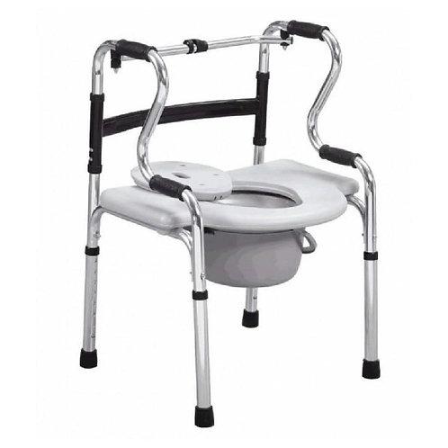 Andador 3 en 1 sobrewater, silla de ducha y andador