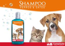 Shampoo Perros&Gatos