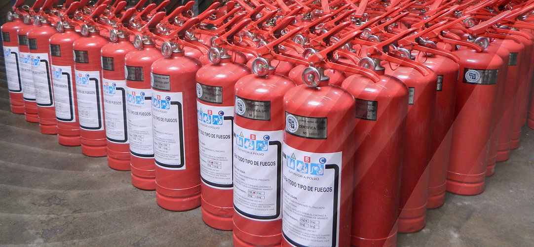 Extintores Baraki