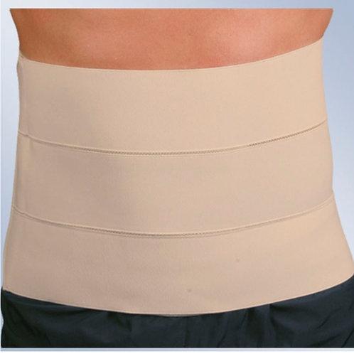 Faja abdominal elástica 3 bandas