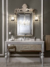 Desiderio due chrome mirror avangard bathroom furniture.jpg