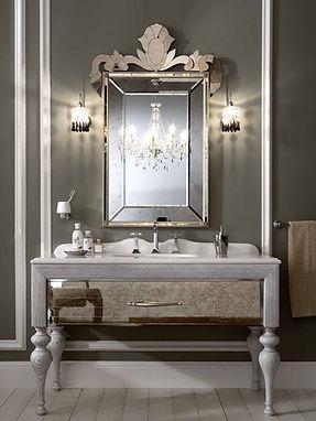 Desiderio due chrome mirror avangard bathroom furniture.jpg