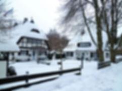 Hohwacht im Winter