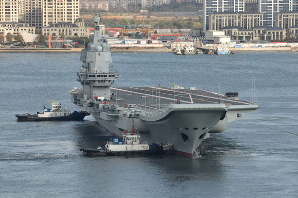Alibaba is One of China's Most Important Aircraft Carriers & Ant Group is in the Battle Group.