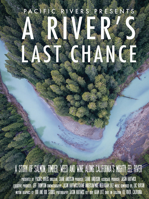 A River's Last Chance Movie Poster
