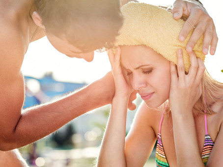 Do you know the signs of heat exhaustion?