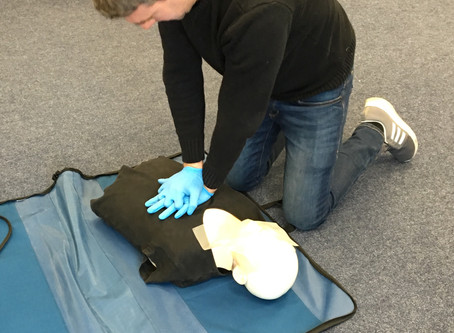 As a First Aider what can I do to help during the Coronavirus outbreak?
