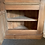 Antique Georgian Pine Corner Cupboard FSingle Shelf