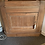 Antique Georgian Pine Corner Cupboard Bottom Cupboard