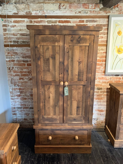 Reclaimed Pine Wardrobes