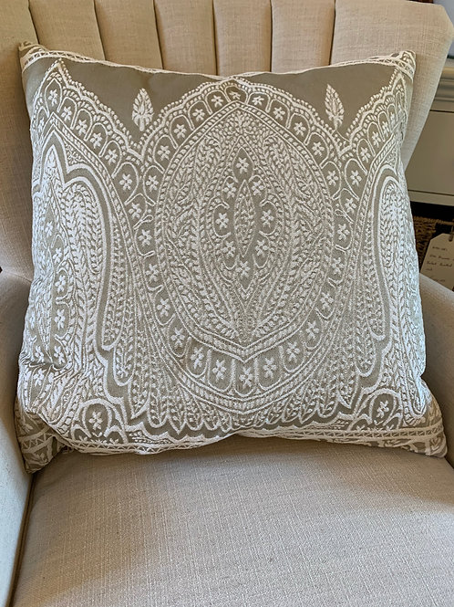 Paolettii - Embroidered Cushion