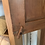 Antique Georgian Pine Corner Cupboard Simple timber catch