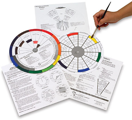 Create-A-Colour Wheel