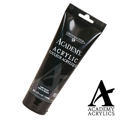 Academy Acrylic Paints - 200ml