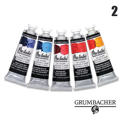 Pre-Tested Oil Paints - #2