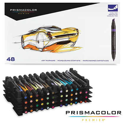 Premier Double-Ended Art Markers