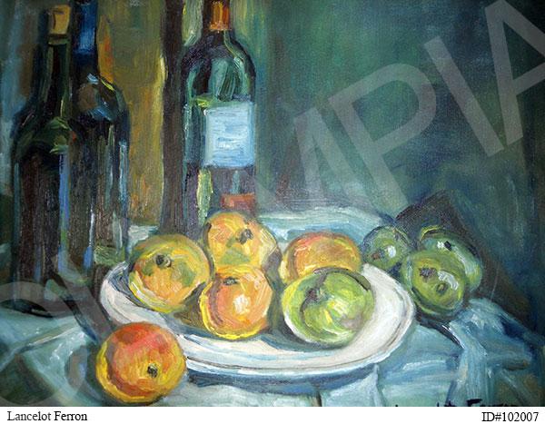 Oranges & Wine