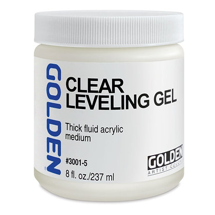 Self Levelling Clear Gel