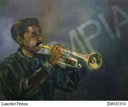Man with Trombone