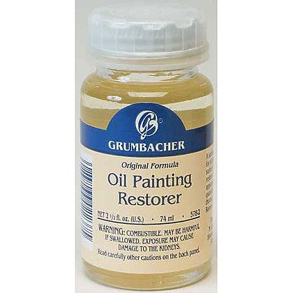 Oil Painting Restorer
