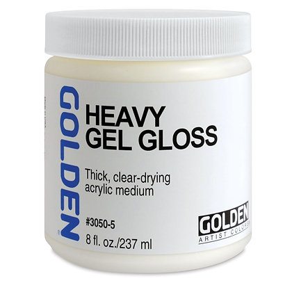 Heavy Gel - Gloss, Semi-Gloss & Matte