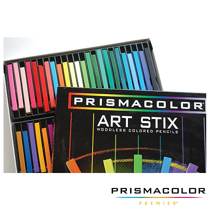 Woodless Coloured Pencils Art Stix