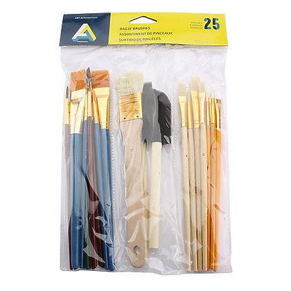 Bag O' Brushes 25p/k