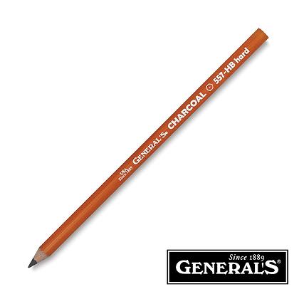 Charcoal Pencils - Black & White