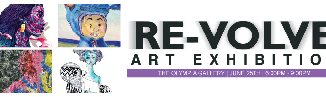 KOTE 2015 - Re-Volve Art Exhibition