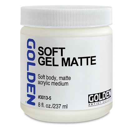 Soft Gel - Gloss, Semi-Gloss & Matte