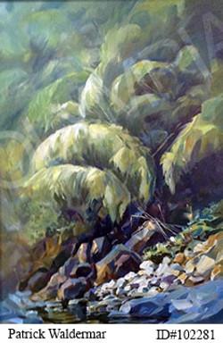 Castleton River Rocks