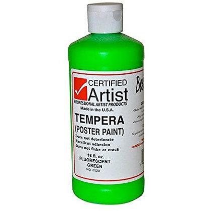 Tempera Paints