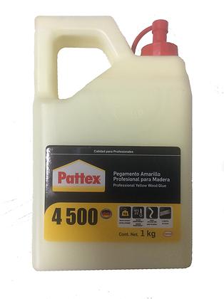 Pattex Professional Yellow Wood Glue 1kg