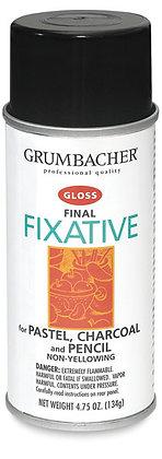 Final Fixative Spray