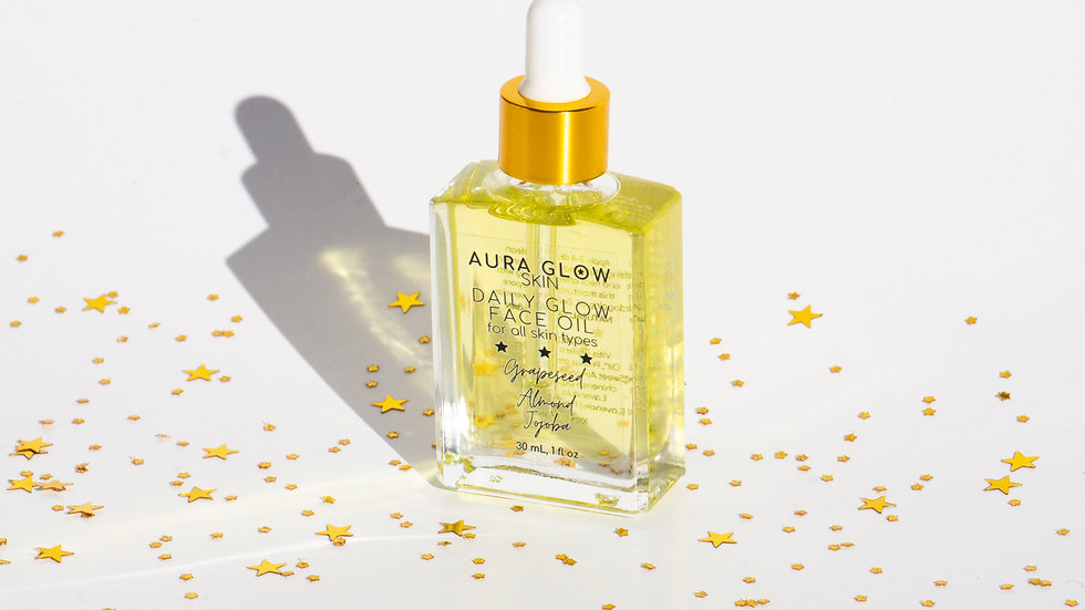 Organic Daily Glow Face Oil