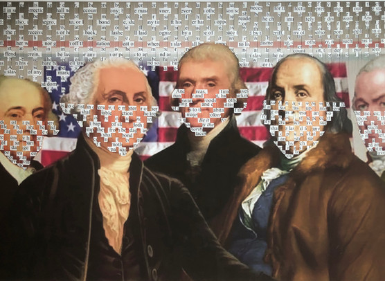 Founding Fathers by Kim Rice