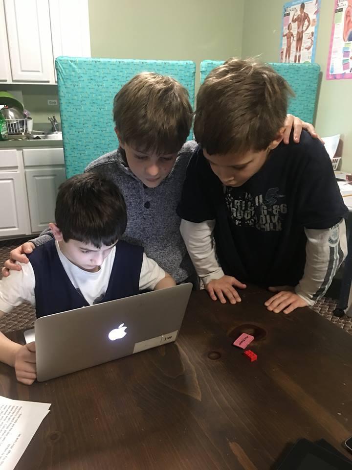 boys ocmputer