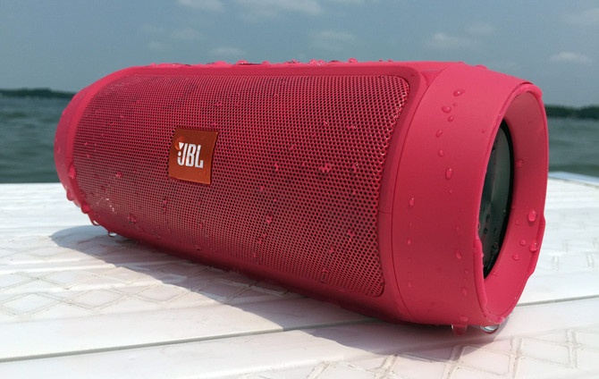 Resenha: JBL Charge 2 Plus