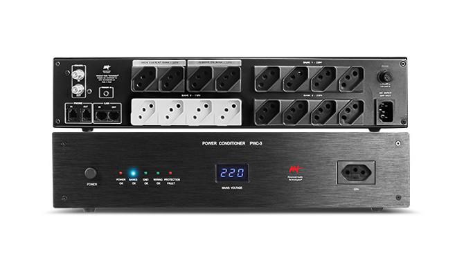 Novidades da AAT: caixas acústicas personalizáveis e condicionadores de energia
