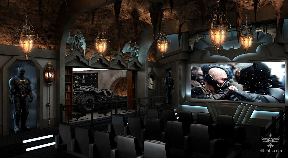 Batman Home Theater