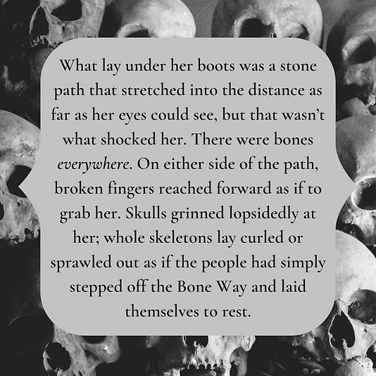 the bone way graphic