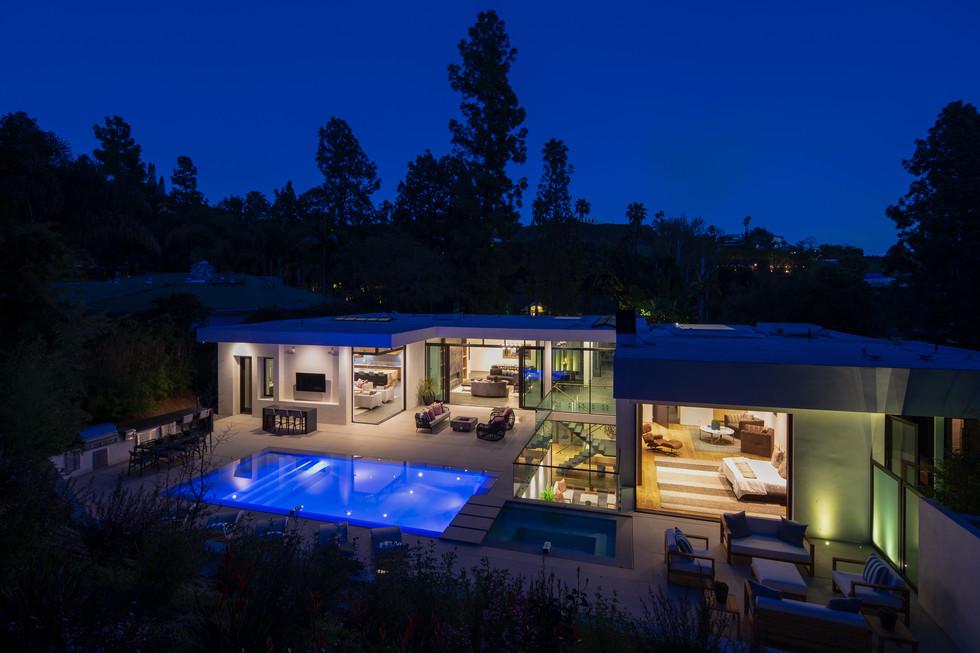 beverly hills residence