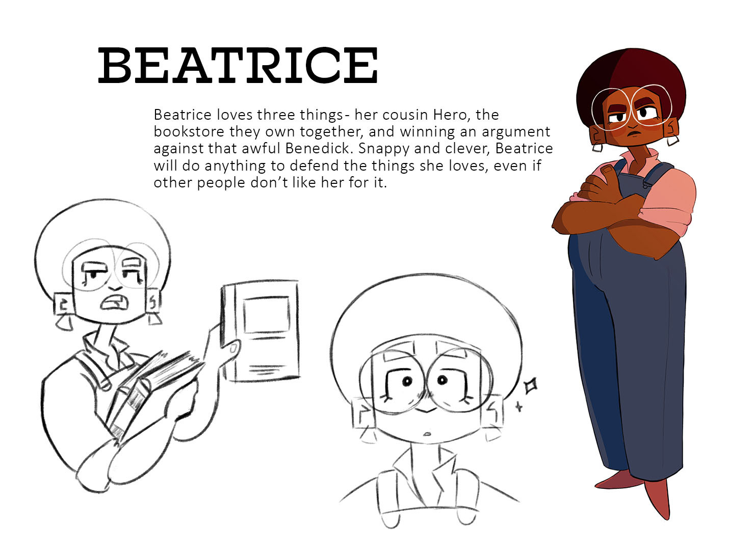 Beatrice Character Page