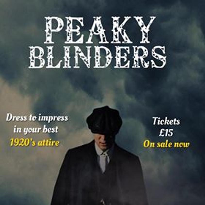 Peaky Blinders night