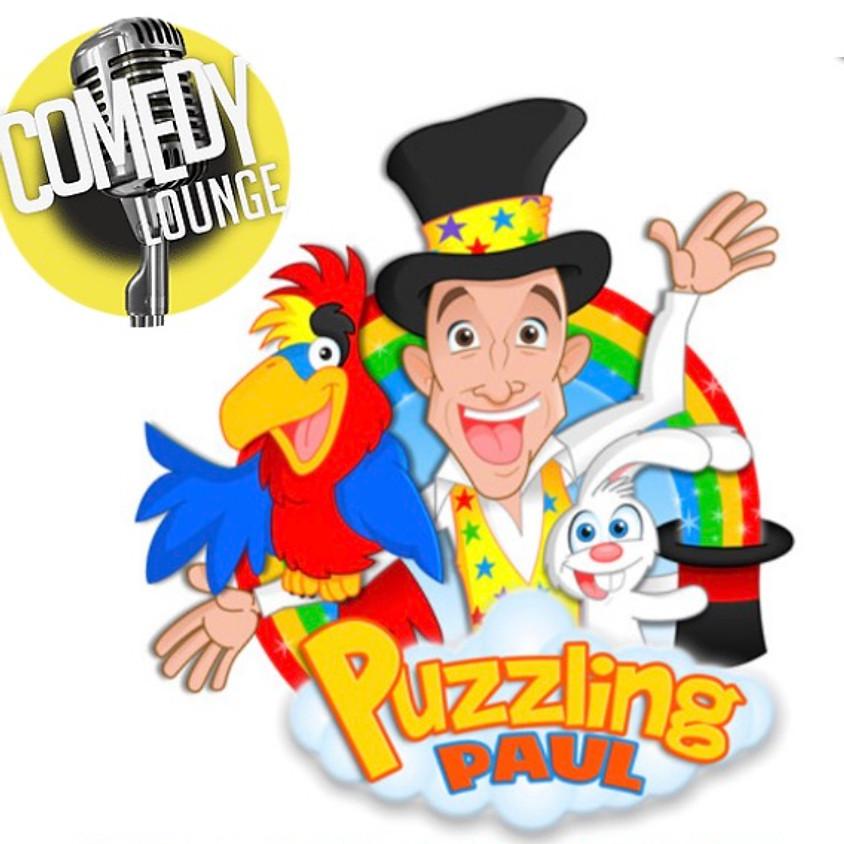 Puzzling Paul Kids Magic Show