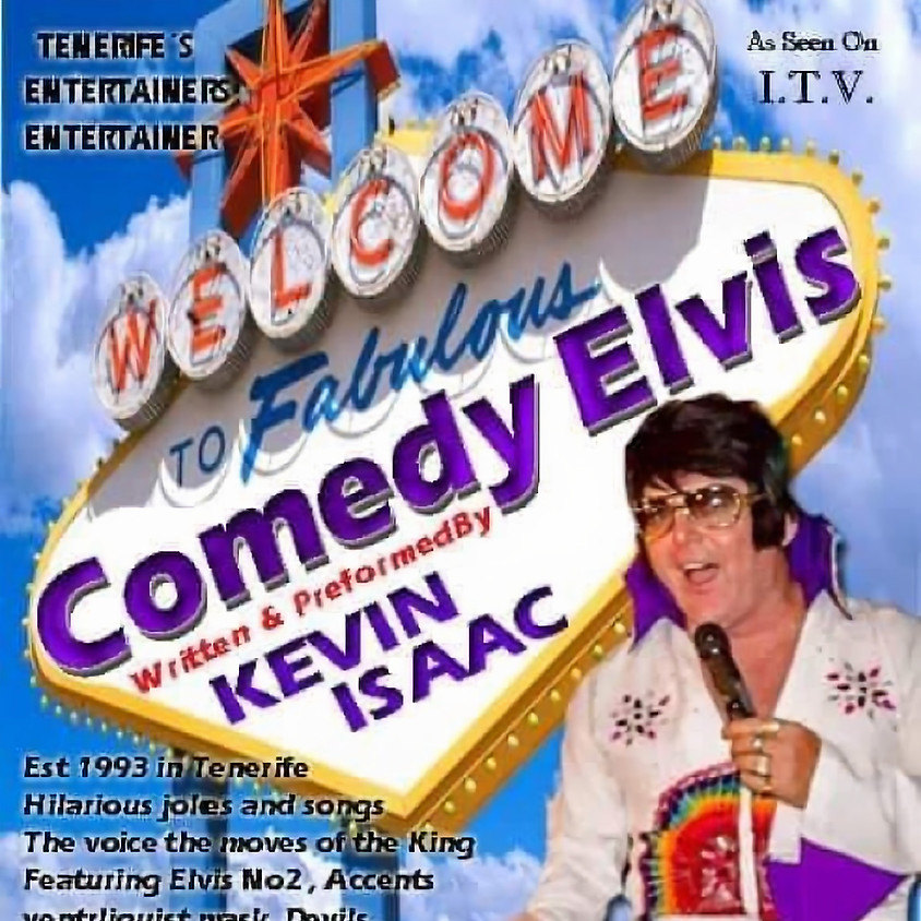 Comedy Elvis Adult Show